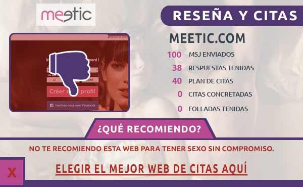 ¿ Es Meetic funciona?