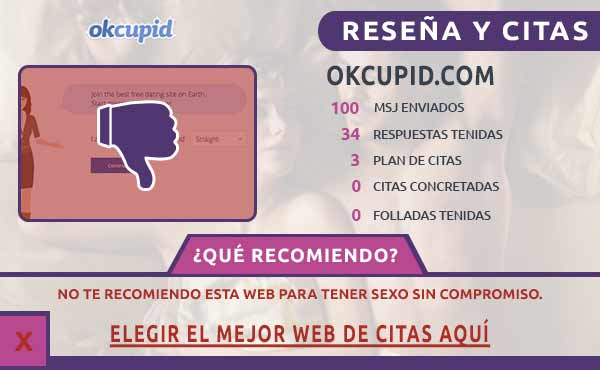 ¿ Es OkCupid funciona?
