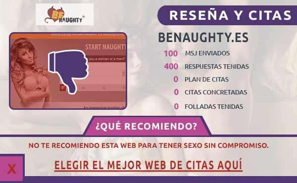 ¿ Es BeNaughty funciona?