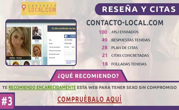 ¿ Es Contacto-Local funciona?