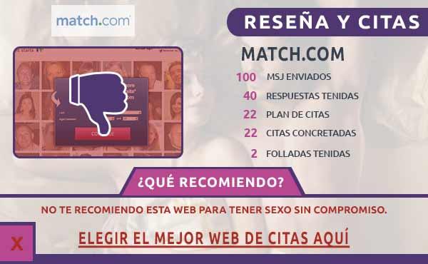 ¿ Es Match funciona?