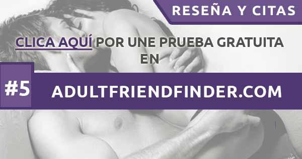 Reseña en AdultFriendFinder