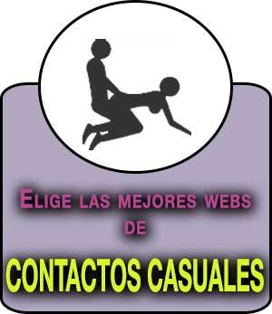 Webs de contactos casuales